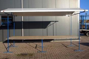 Marktkramen verhuur Groningen